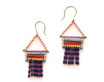 Oaxaca Beaded Earrings