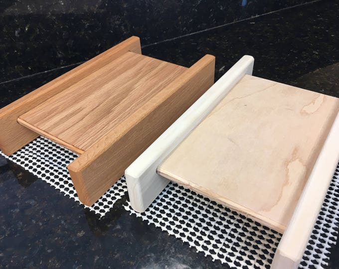 Featured listing image: Basic One Thickness Horizontal Bread Slicing Guide.  Includes Anti slip Mat
