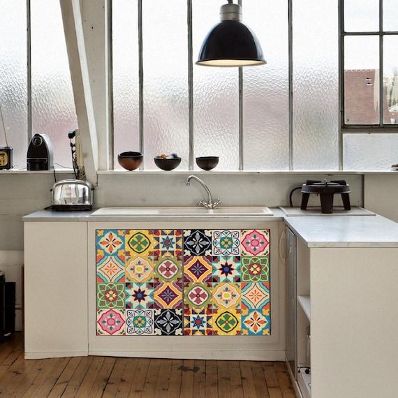 Magnífico Cocina Marroquí Azulejos Reino Unido Colección - Ideas de ...