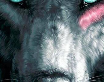 Loup Garou Cologne Oil or Mist  1/2 oz  Werewolf Cologne, Shapeshifter Cologne, Dark Fantasy Cologne, Fantasy Cologne, Dark Fantasy Perfume