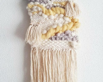 Small Woven Wall Hanging | FREE SHIPPING