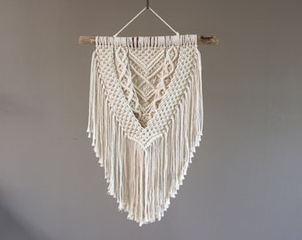 Love + Layers | Macrame Wall Hanging