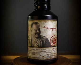Post Shave Relief Balsam by Hemingway Accoutrements
