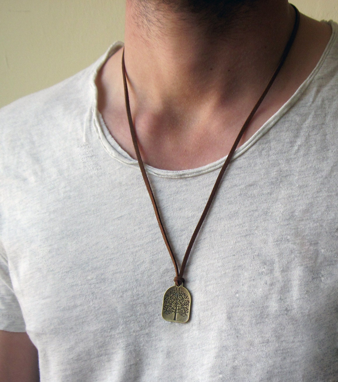 Men's religious jewelry is a thoughtful gift for Father's Day or a birthday, but there is no reason to wait for a special occasion to bring God's Word into the life of someone who needs extra strength.