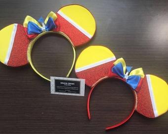 Tweedle Dee & Tweedle Dum Minnie Ear Set