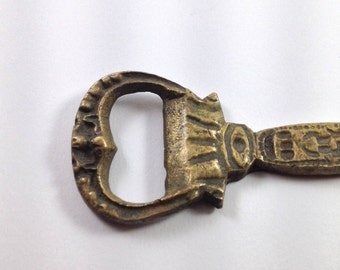 Vintage pharonic egyptian opener