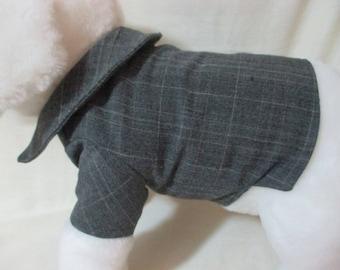 Medium Collar bottom lined shirt