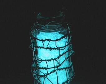 Bottled Light IX