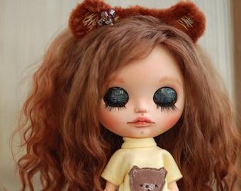 """Custom Blythe doll OOAK """"Camilla"""" from Katalena"""