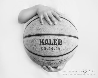 Custom Kids Sport Gift, Basketball Print, Personalized Kids Room Art, Athletic Decor, Boy Room Sport Decor, Basketball Photograph Customized