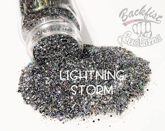 LIGHTNING STORM || Holo Cosmetic Blend