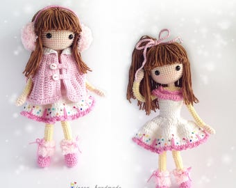 Amigurumi Boy Doll Pattern : Amigurumi etsy
