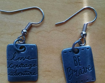 Inspiring Earrings