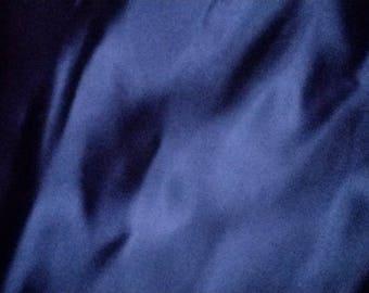 15 Blue Purple Satin vintage