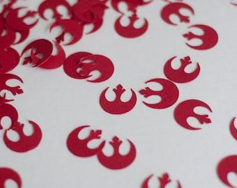 Star Wars Rebel Logo Party Confetti