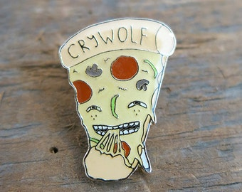 Pizza Party Lapel Pin