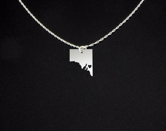 South Australia Necklace - South Australia Gift - South Australia Jewelry