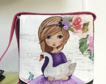 messenger bag for children 2-6 years old,gift for girls, gift for kids