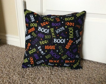 Boo with Purple Back 16""