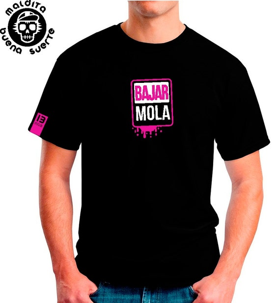 T-shirt MBS DOWNLOAD MOLA