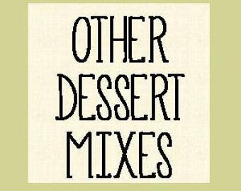 Other Dessert Mixes