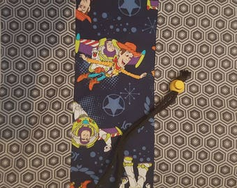 Children's  toy story drawstring tote pajamas/sleep over  bag