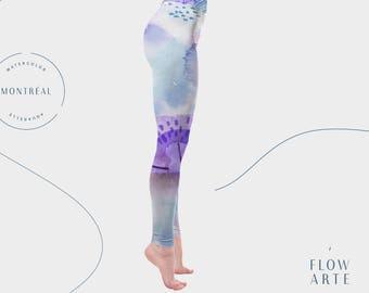 aerial yoga clothes, womans fashion leggings, abstract print leggings, leggings, festival clothing, clothes for acrobat, fun leggings