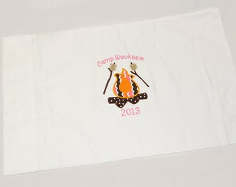 Camp Pillowcase - Personalized