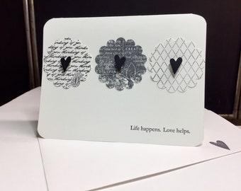 Encouragement card