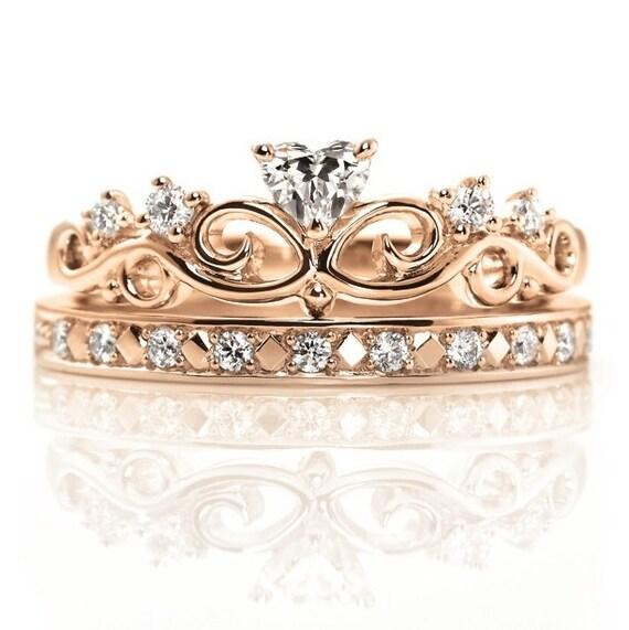 Gold Queen Crown