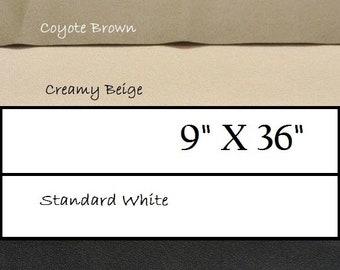 ToughTek Fabric, Shoe Fabric, Waterproof Fabric, Non Slip, 9 X 36