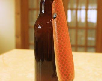 Bottle opener, fishing lure