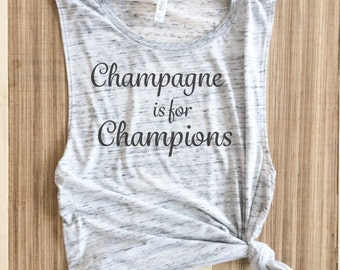 Champagne shirt-Champagne tank-Champagne muscle tank-champagne campaign-brunch shirt-muscle tank- brunch muscle tank- muscle tee- rose all
