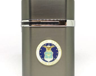 Air Force Desktop Lighter – 1″ Color