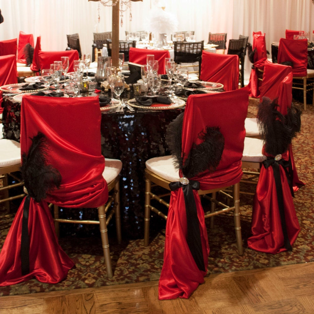 Masquerade Ball Wedding Ideas: 10 Unique Chair Decoration/ Quinceanera/ Wedding Decoration/
