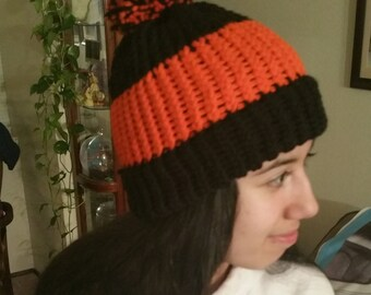 San Francisco Giants Colored Beanie / Hat with Pom Pom