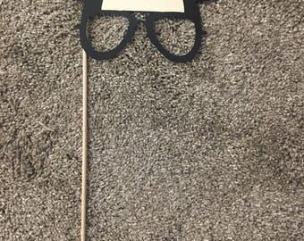 Photo Booth Prop Mickey Aviator Shades Mask