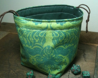 Cthulhu, Elder God Dice Bag