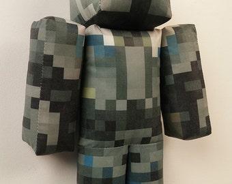PopularMMOs Minecraft Plush Toy
