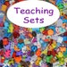 TRINKETS FOR TEACHING, education, parenting, speech therapy, vocabulary building, language development, educational toys, autism