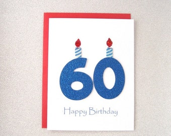 60th birthday card etsy 60th birthday card 60th milestone birthday card 60th birthday greeting card sixtieth happy bookmarktalkfo Image collections