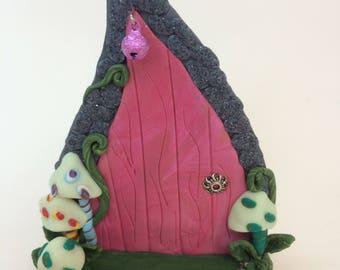 Pink Pixie Portal, Pink Fairy Door