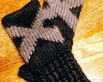 Marvel X-men (Style A) Fingerless Gloves Wrist Warmers