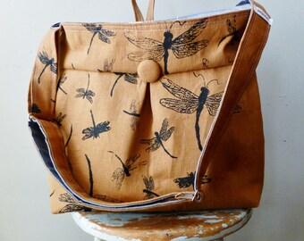 Extra Deep Diaper Bag & Pouch SET - Reversible - 6 Pockets - Adjustable Strap - Hard Bottom - Custom Colors