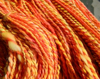 Stevie-Handspun Wool Yarn