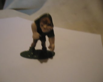 Vintage Disney Quasimodo on Green Stand Plastic Figure Hunchback Of Notre Dame Toy, collectable
