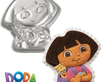 Dora the Explorer (Wilton) Cake Pan