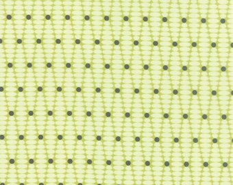 For You by Brigitte Heitland for Zen Chic - Ongoing - Apple - Fat Quarter - FQ - Cotton Quilt Fabric 516