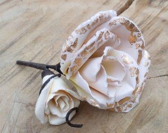 Button hole / corsage