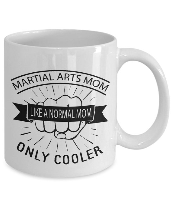 Mug Idea Martial Arts Mother